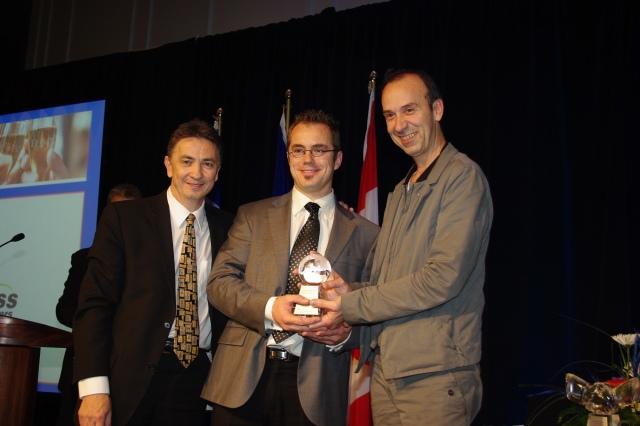 prix entrepreneur français au Québec
